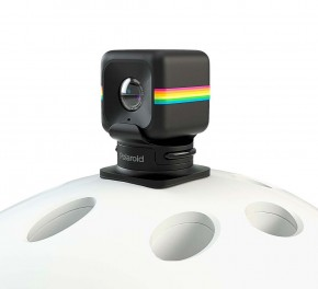 Polaroid Cube - soporte...
