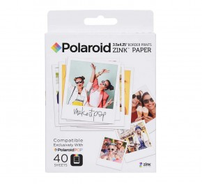 Papel Polaroid Zink Pop (40...