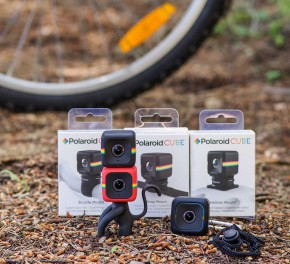 Polaroid Cube Plus Bike Pack