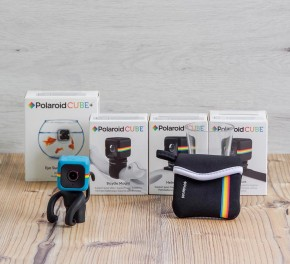 Polaroid Cube Plus Wow! Pack