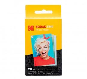 Papel Kodak Zink 2x3 (20...