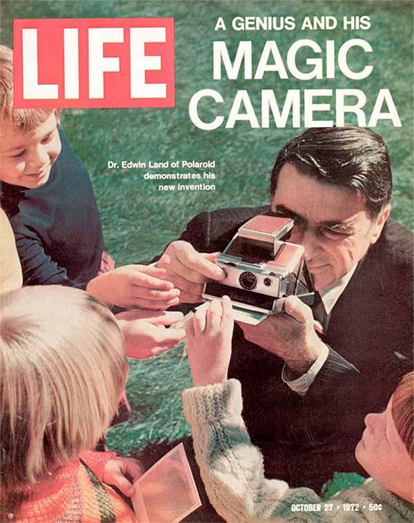 Polaroid Life Edwin Land