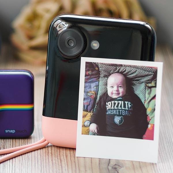 Papel Zink para Polaroid Pop