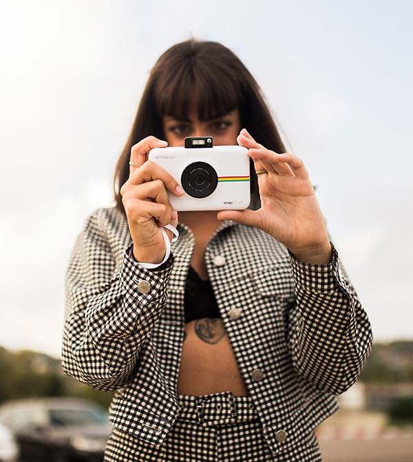 Polaroid Snap Touch cámara instantánea