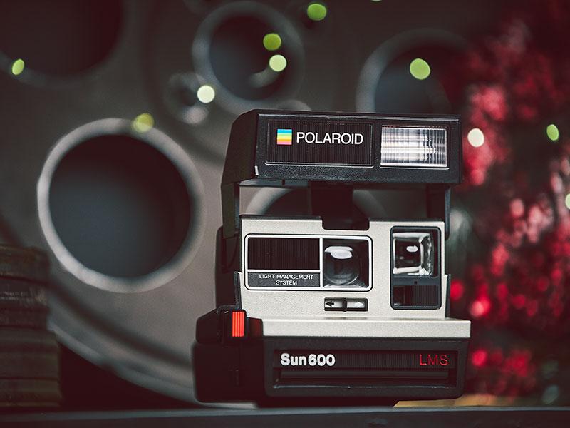 Polaroid 600 Sun