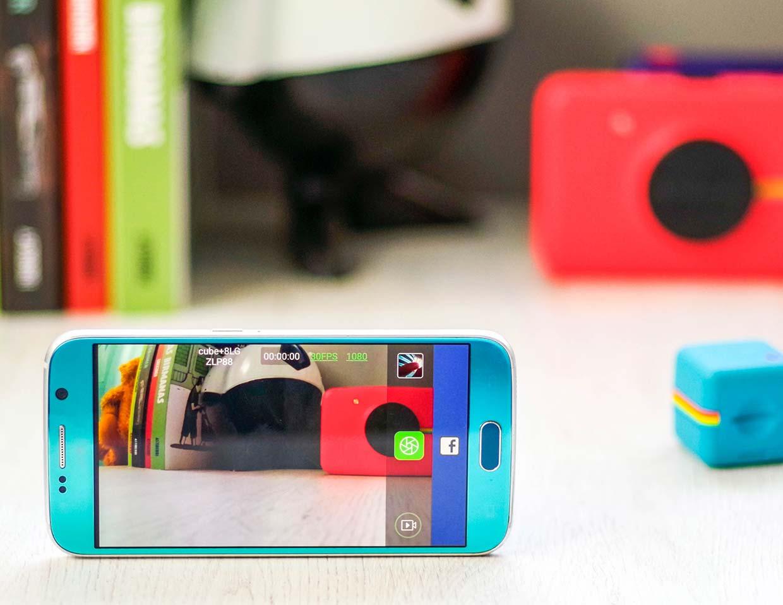 Polaroid Cube Plus WiFi