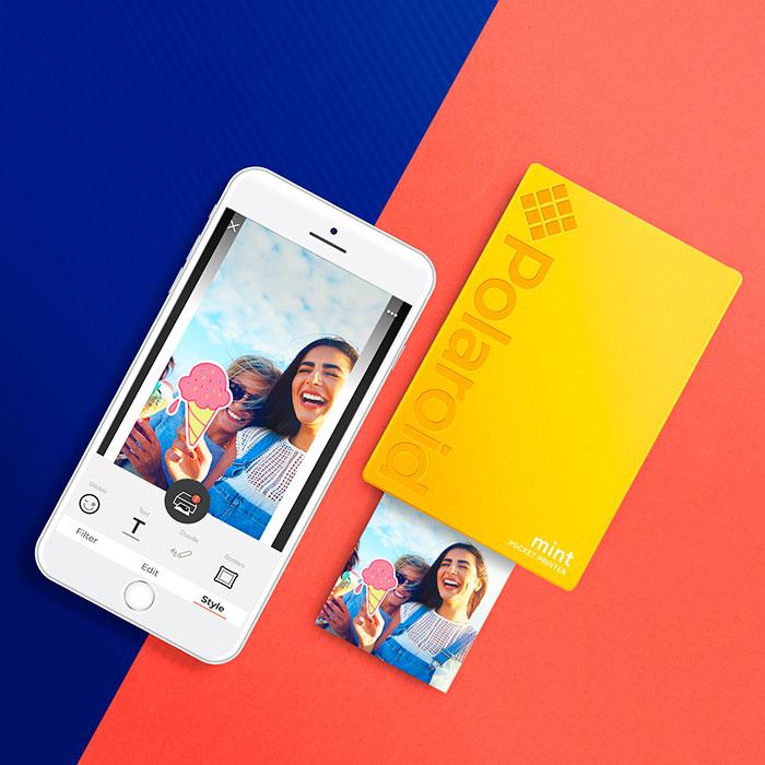 Polaroid Mint impresora móvil