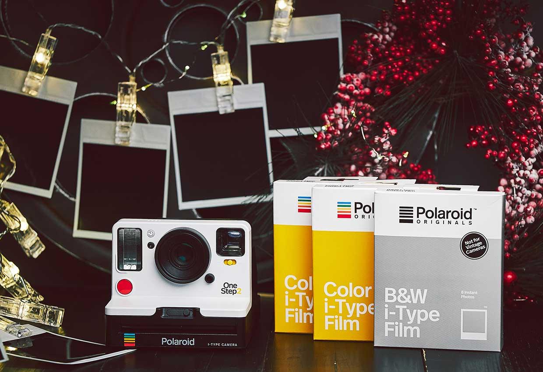 Polaroid Originals OneStep con película i-Type