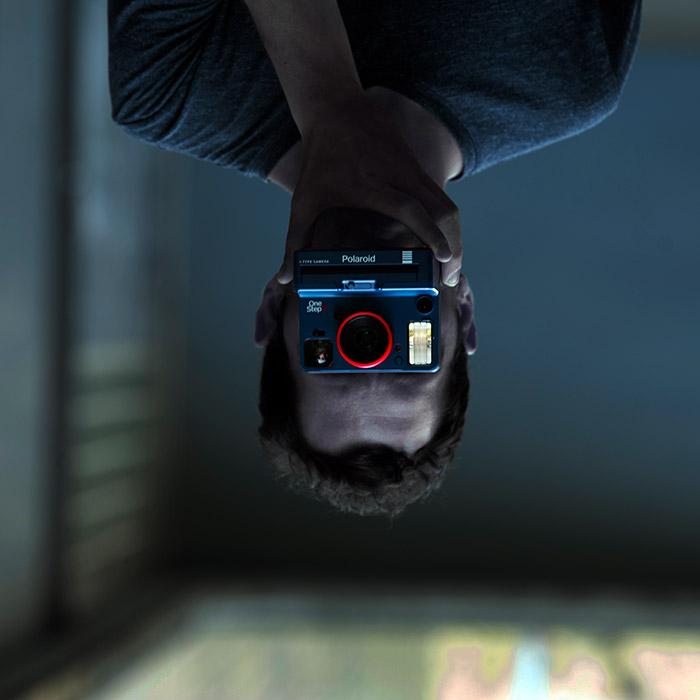Polaroid OneStep Stranger Things