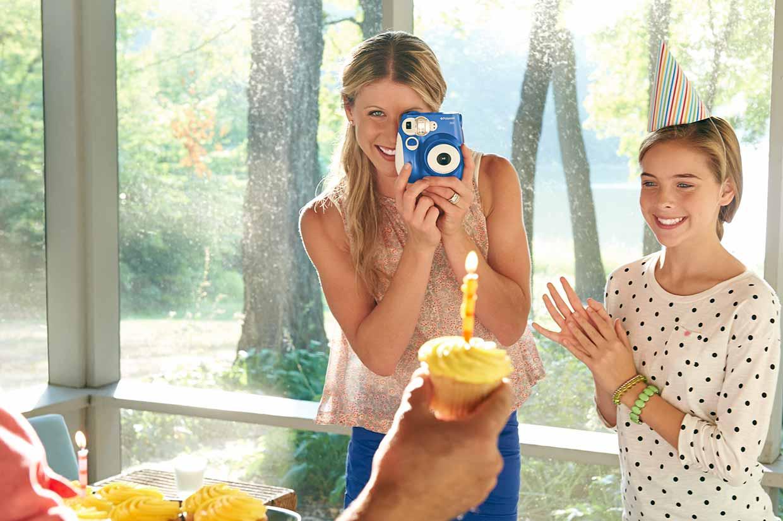 Polaroid Pic300 azul