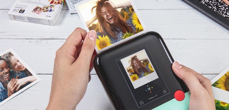 Polaroid Pop verde