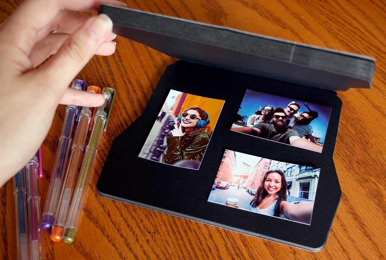 Polaroid OneStep scrapbook