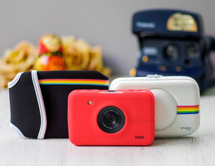 Polaroid Snap fundas