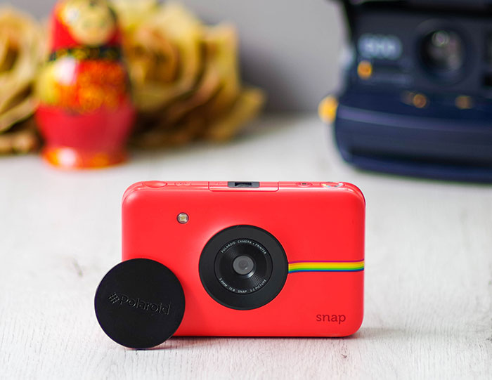 Polaroid Snap tapa