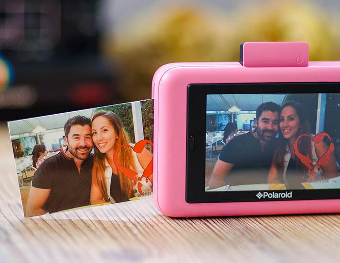 Polaroid Snap Touch foto