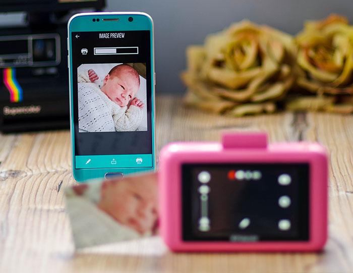 Polaroid Snap Touch Bluetooth